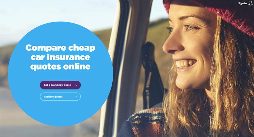 Cum să ne asigurăm mașina pe Moneysupermarket.com