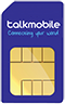 TalkMobile Simcard