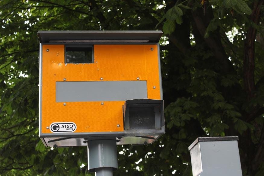 Amenzi mai mari pentru depășirea vitezei în UK