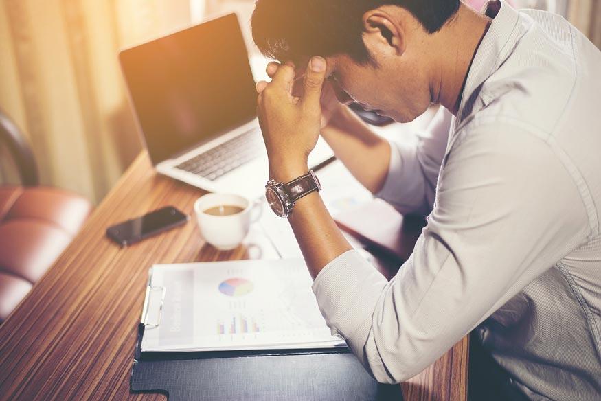 rachunki i stres